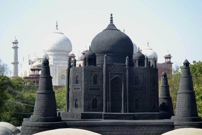 Taj Mahal Black Twin Idea