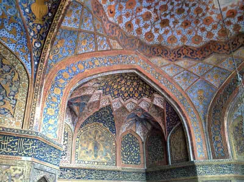 Taj Mahal Main Hall