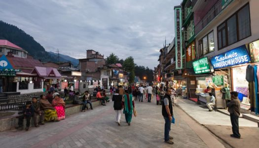 Discover the 6 Best Shopping Places in Manali