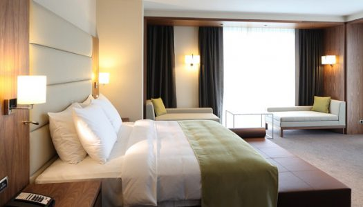 Transform Your Bedroom into a Luxurious Hotel Room