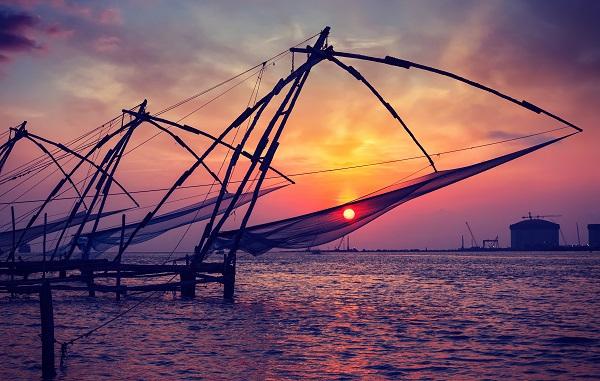 Kochi Island, Kerala