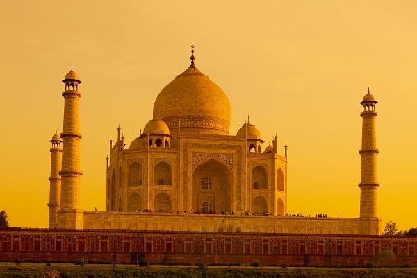 Taj Mahal Treebo locations