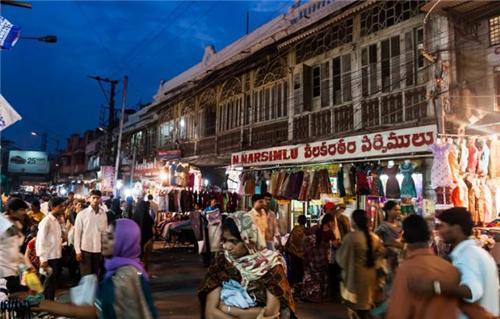 General bazaar Hyderabad