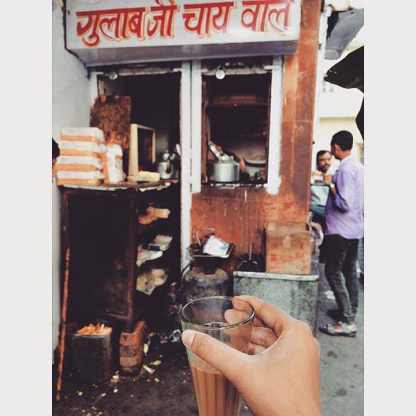 Gulabji Chai wale in Jaipur