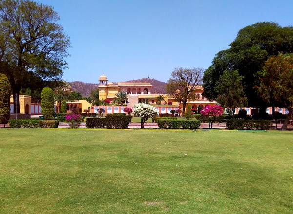 Kanak Vrindavan in Jaipur