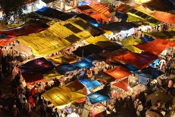 Koti Sultan Bazar Hyderabad