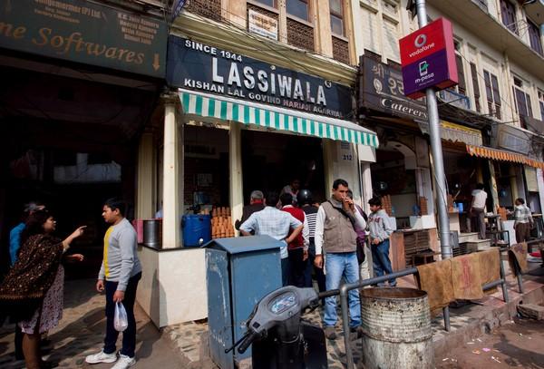 Lassiwala in Jaipur