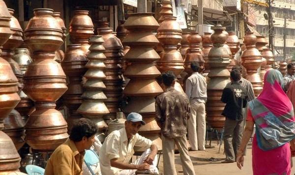 Pot Market Hyderabad