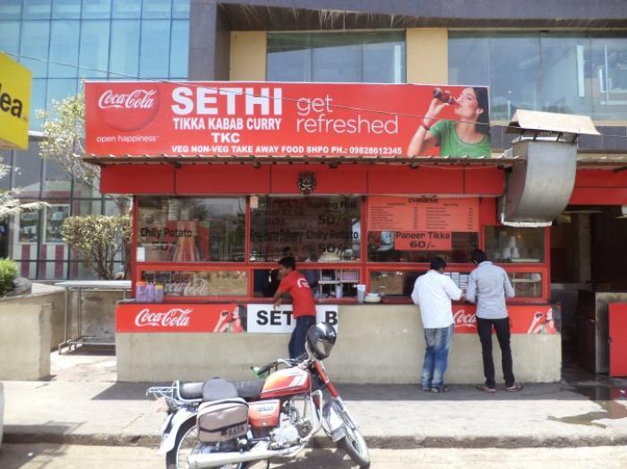 Sethi Barbeque in Jaipur