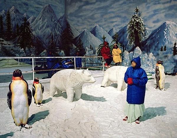 Snow World Amusement Park Hyderabad