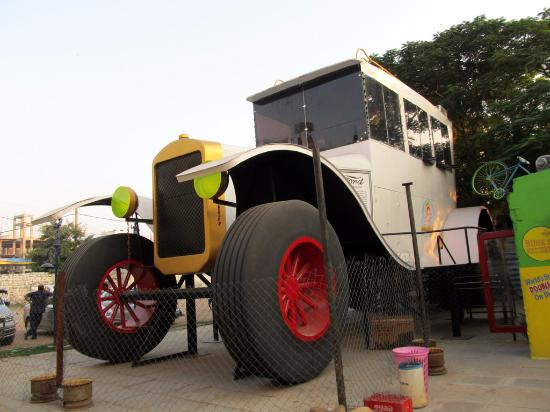 Sudha Car Museum Hyderabad