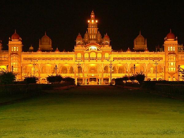Tipu Sultan's Summer Palace Bangalore