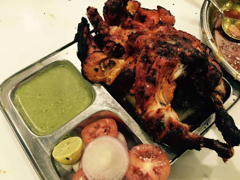 Tandoori Food