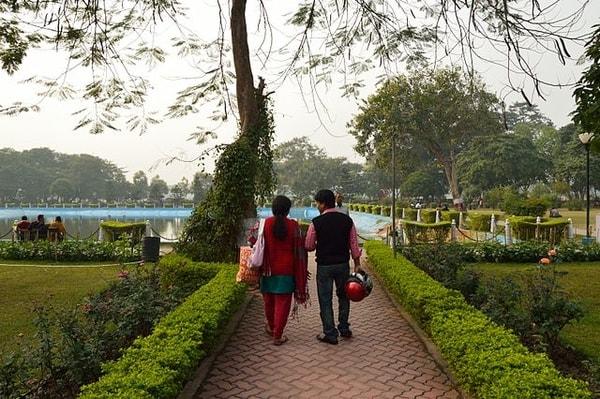 Elliot Park in Kolkata