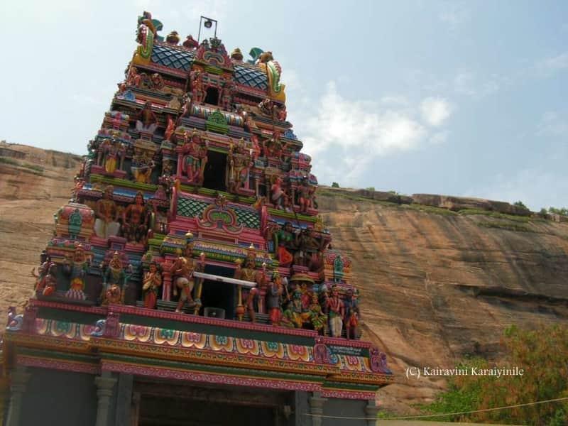 Narasingam Yoga Narasimha Perumal Temple
