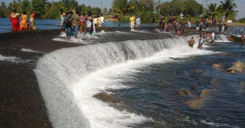 Balmuri Edmuri Waterfalls