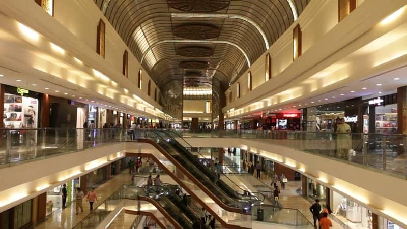 The Palladium is a happening mall in Mumbai