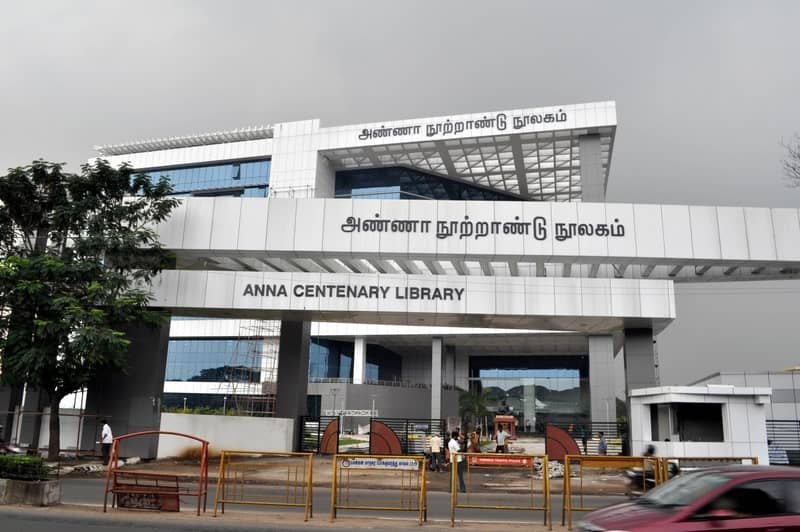 Anna Centenary Library