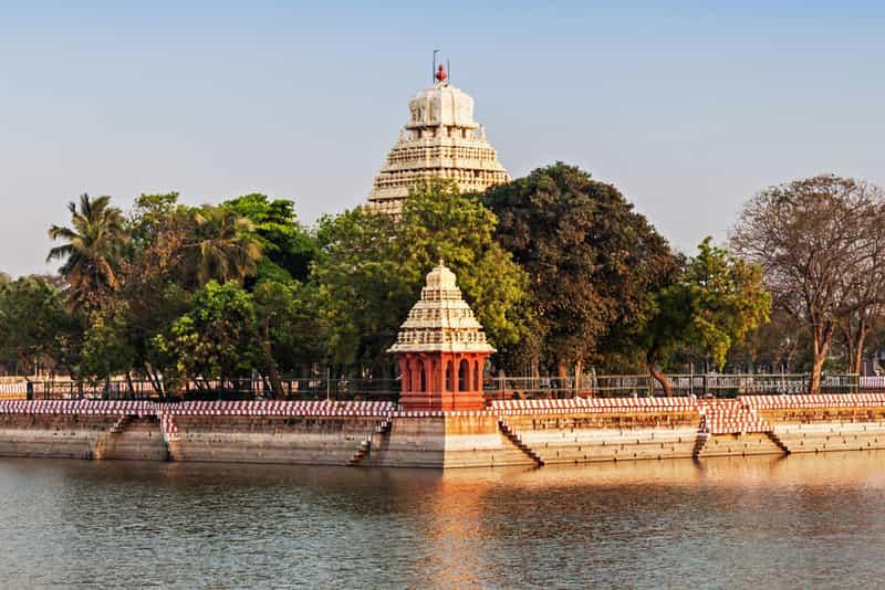 Vandiyur Mariamman Teppakulam Temple in Madurai