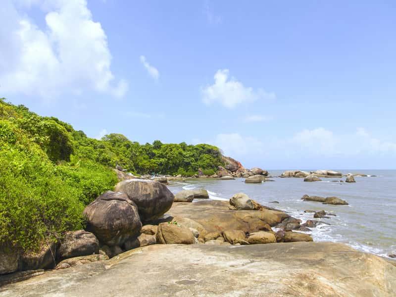 Agonda Beach, South Goa