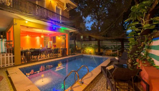 9 Places To Stay in Goa to Celebrate Christmas & New Year 2018