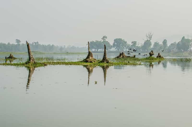 Chandubi Lake, Assam