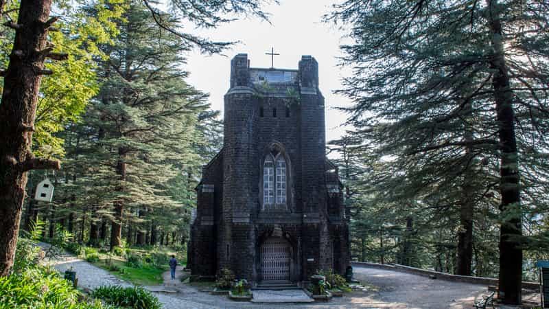 Church of Saint John in the Wilderness, McLeod Ganj