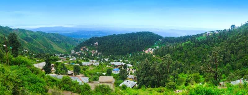 Dharamkot village
