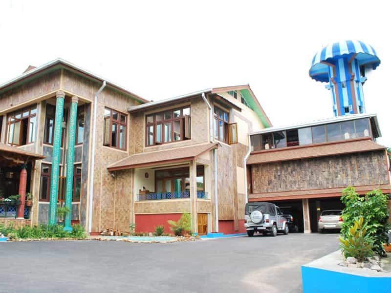 Captain Williamson Sangma State Museum
