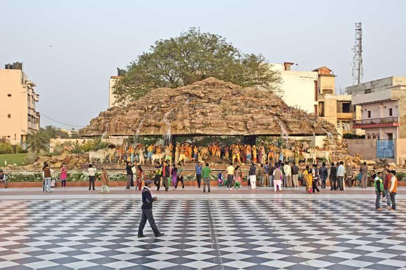 Govardhan Hill, Mathura