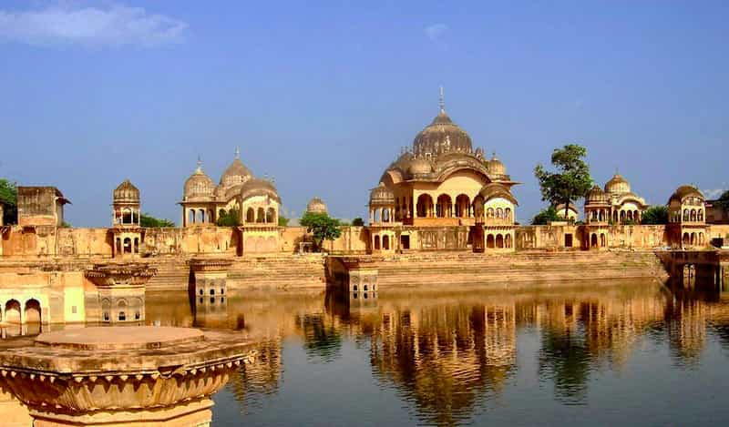 Kusum Sarovar, Mathura