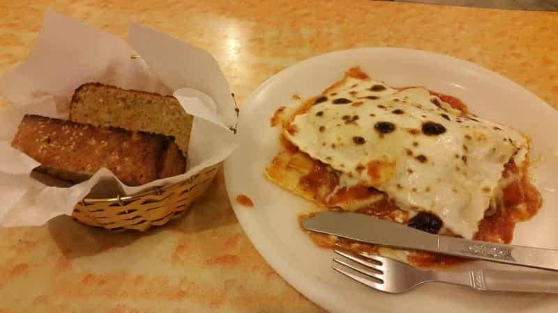 Nick's Italian Kitchen dishes up mouth-watering vegetarian alternatives to Tibetan cuisine in McLeod Ganj.