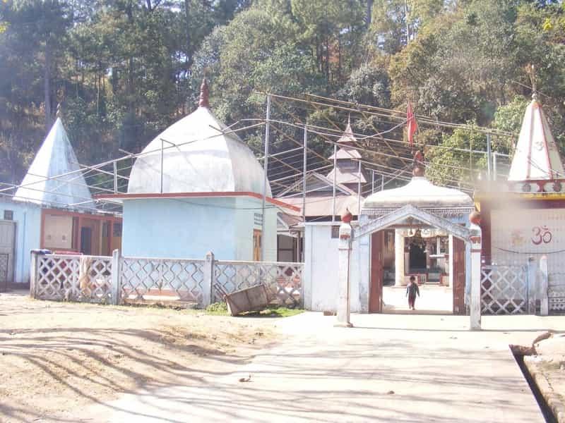 The Mahadev Khola Dham