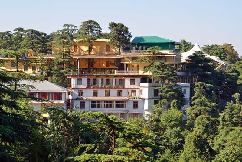 The Tsuglagkhang Complex, McLeod Ganj