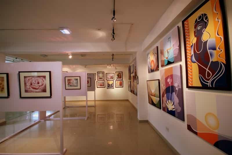 Kasthuri Sreenivasan Art Gallery