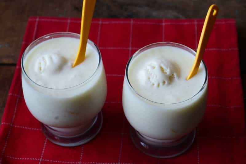 Jigarthanda, a famous drink in Coimbatore