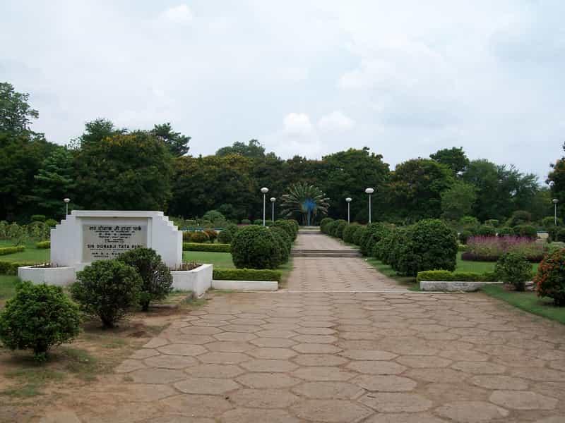 Dorabji Tata Park