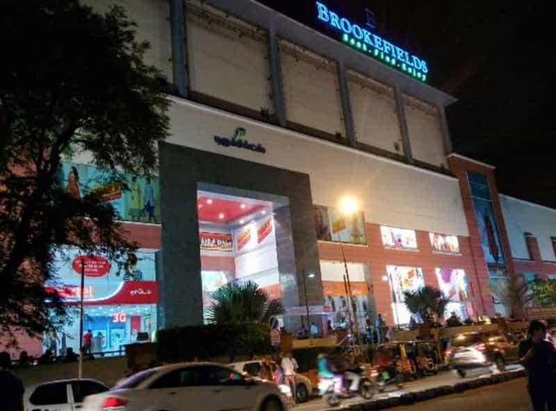Brookfield's Mall