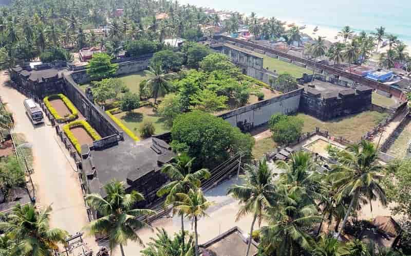 Anjengo Fort
