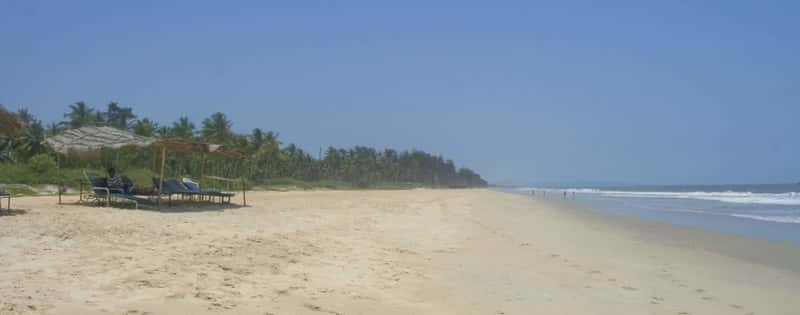 Majorda Beach, South Goa