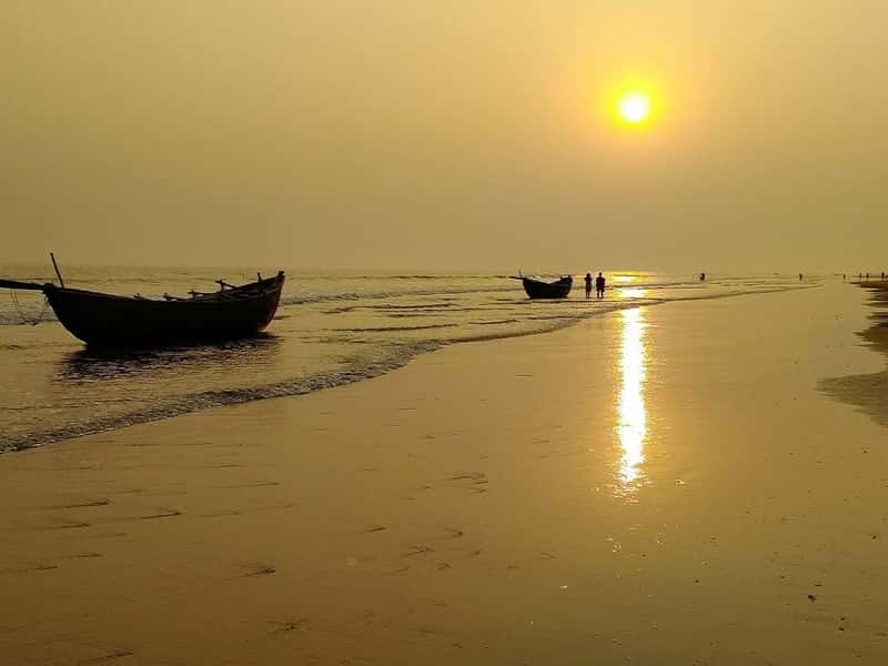 Mandarmani Beach, Kolkata