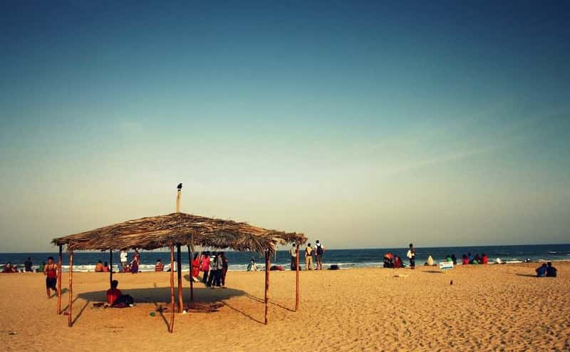 Paradise Beach, Pondicherry