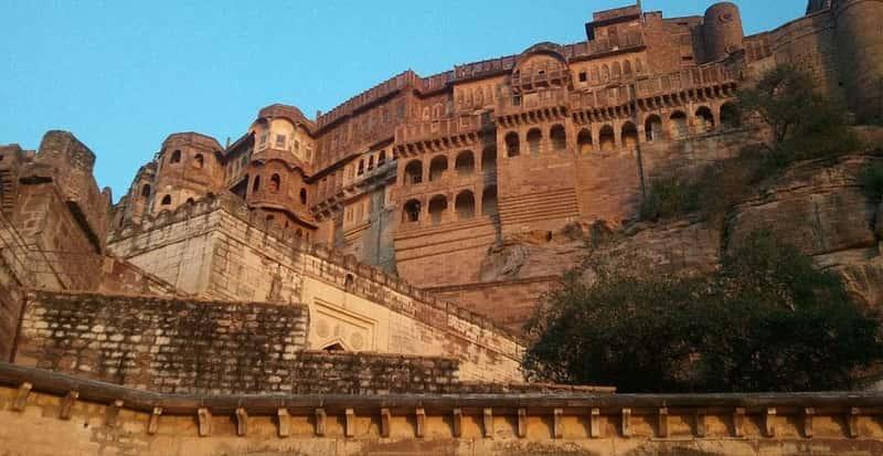 Phalodi Fort, Jodhpur
