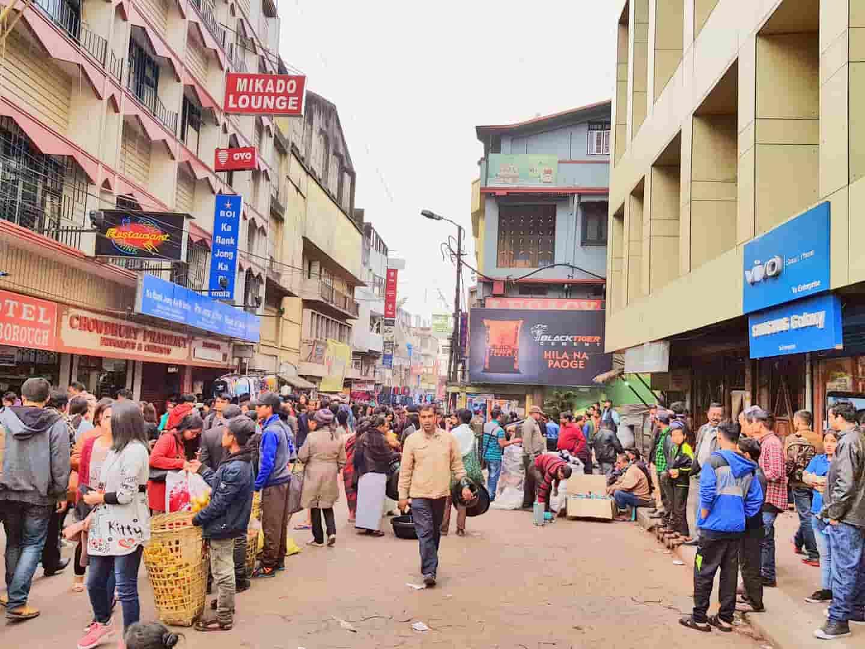 Shillong bazar