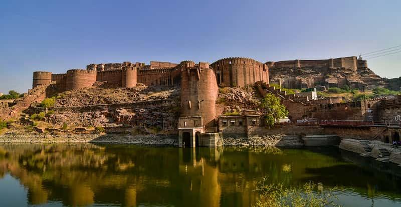 Ranisar padmasar Lake, Jodhpur