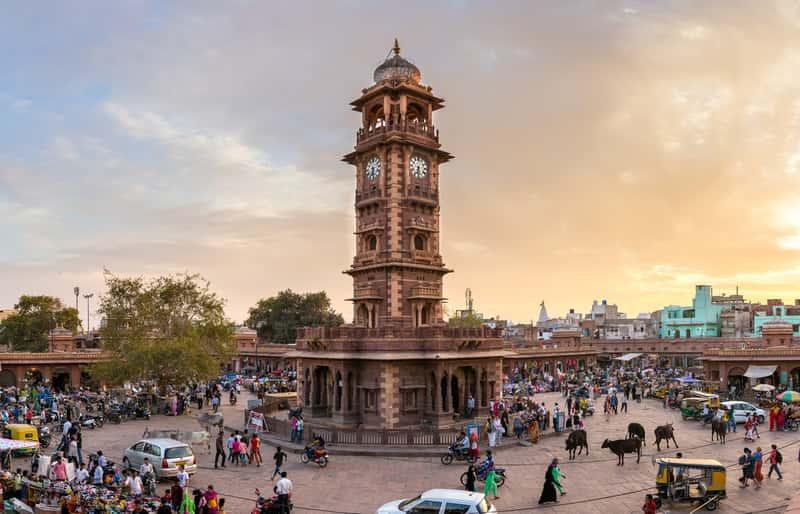 Ghanta Ghar, Jodhpur