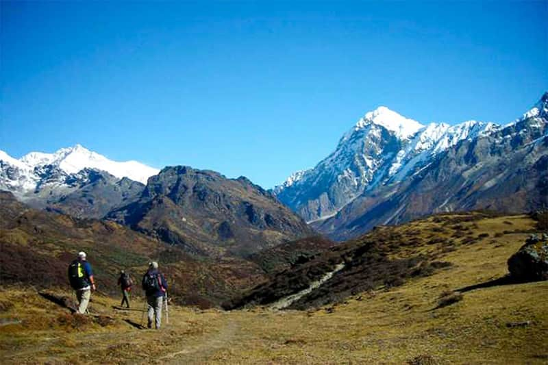 Dzongri Trek in India