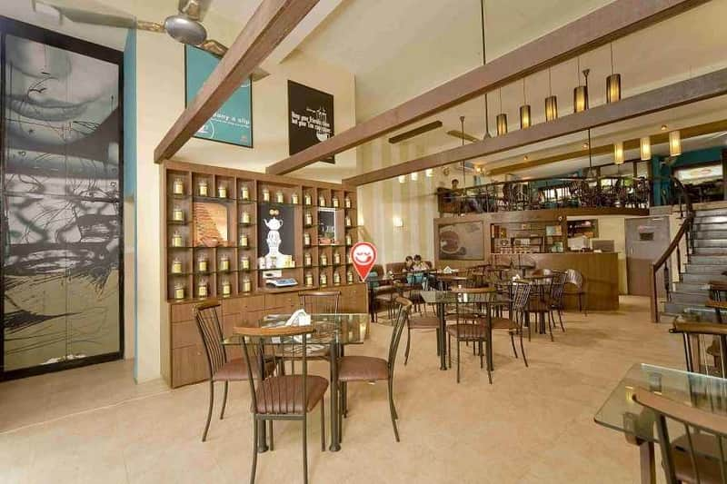 Infinitea Tea Room & Tea Store