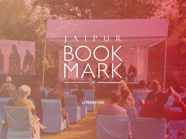 Jaipur Book mark