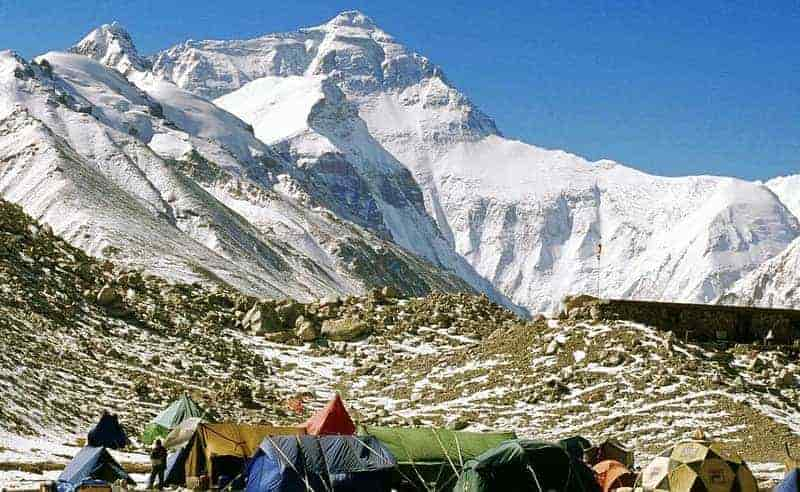 Kanchenjunga Base Camp Trek, India